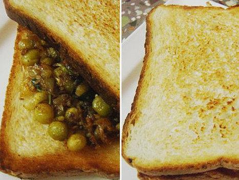 Bent Philipson Chef ,Bread Masala Peas Recipe For Breakfast | Bent Philipson Chef | Scoop.it