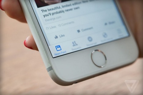 Facebook tilts the News Feed algorithm back to your friends | Surviving Social Chaos | Scoop.it