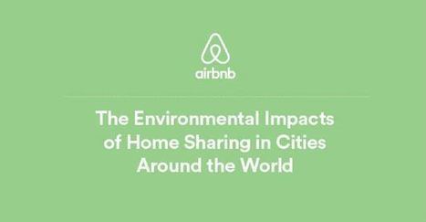Airbnb claims homesharing more sustainable than going to green hotel   Responsible Tourism   Scoop.it
