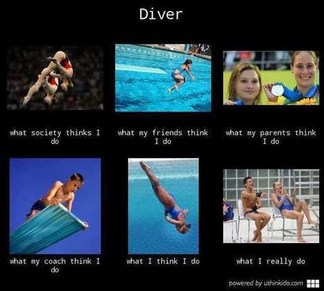 Diver | What I really do | Scoop.it