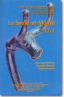 Carte archéologique de la Gaule n° 77/1 et 77/2 : La Seine-et-Marne   Académie   Scoop.it