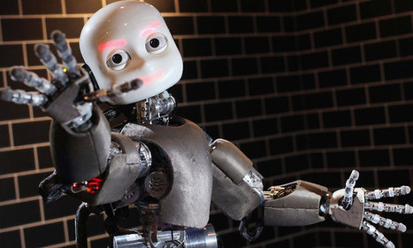 Meet the new generation of robots. They're almost human… - The Guardian | Systems Theory | Scoop.it