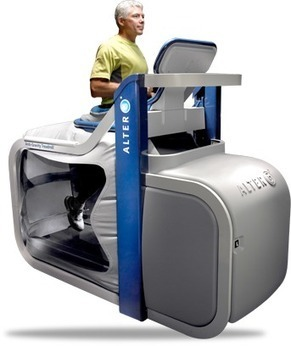 Anti-Gravity Treadmill M320 / F320 for Health and Wellness | DigiPharmaBlog | Scoop.it