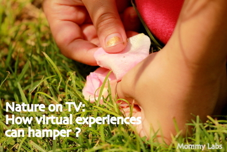Kids and Nature (Part I) : Why Children Need REAL Nature Experiences - Away from TV | 100 Acre Wood | Scoop.it