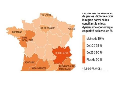 Quand les régions françaises s'arrachent les jeunes diplômés | Research and Higher Education in Europe and the world | Scoop.it