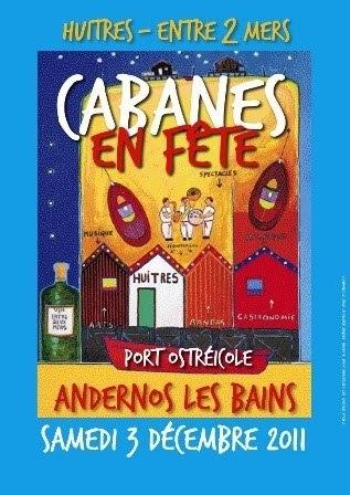 CABANES EN FETES et Huîtres Entre 2 mers ! Bienvenue sur le blog ... | Oenotourisme en Entre-deux-Mers | Scoop.it