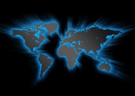 15 Really Cool World Map Wallpapers | GeoEcumene2 | Scoop.it