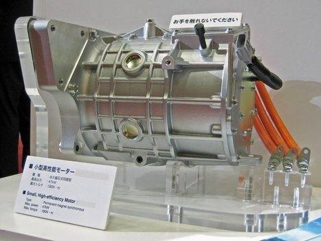 Motorisation des voitures électriques - Lyonel Baum   Open source car   Scoop.it