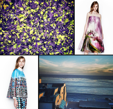 Taking Flight: Mary Katrantzou Expands on the Web and Beyond - Vogue Daily - Fashion and Beauty News and Features   Ecommerce Analytics   Scoop.it