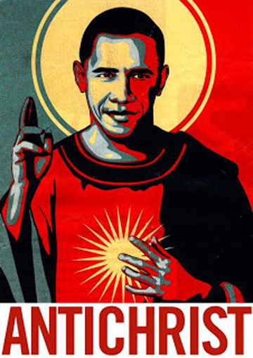 'End Times' Radio Host Believes Obama May Be Antichrist And May Declare Himself God | Daily Crew | Scoop.it