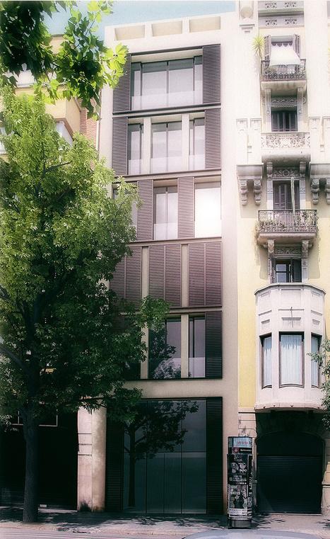 Căn hộ ngập tràn ánh nắng ở barcelona | Tạo dựng không gian đẹp | Scoop.it