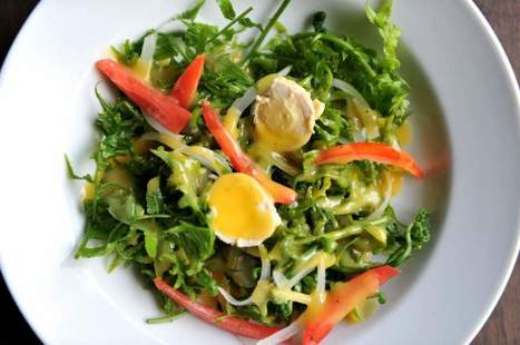 Eating Eggs With Raw Veggies Boosts Nutritional Benefits | enjoy yourself | Scoop.it