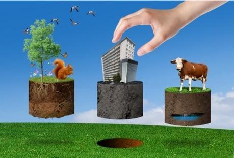 Biodiversité, urbanisation, agriculture : et s'il fallait choisir ? | C'était un petit jardin... | Scoop.it