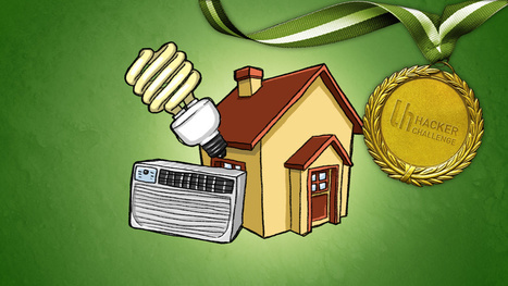 Hacker Challenge: Share Your Home Automation Hack - Lifehacker | Home Automation | Scoop.it