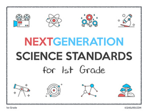 FREE: Next Generation Science Standards (NGSS) Posters for 1st Grade | Next Generation Science Standards- | Scoop.it