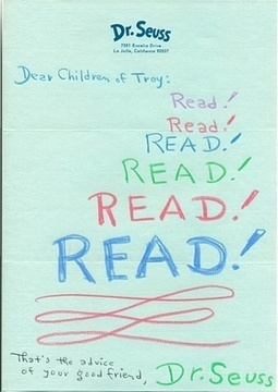 'A library is like a room full of friends': stars' letters to young readers   Librarysoul   Scoop.it