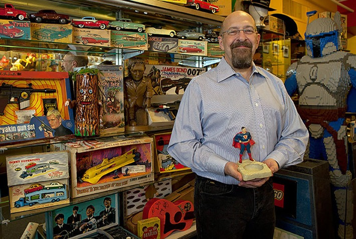 Tom Miano, founder of Serious Toyz, tapped to head new Pop Culture department for Morphy Auctions | Art Daily | Kiosque du monde : Amériques | Scoop.it