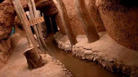 Ingénierie turque de plus de 2.000 ans au milieu du désert ! | TRT  Français | Les déserts dans le monde | Scoop.it