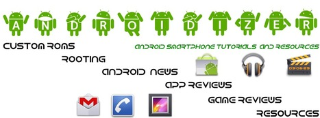 Androidizer - Android Smartphone Tutorials And Resources   Androidizer   Scoop.it