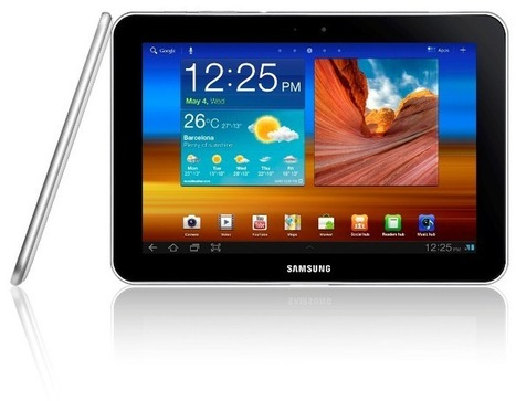 First Ice Cream Sandwich updates Galaxy Tab 8.9 | SamMobile | Actualité des Tablettes Android™ | Scoop.it