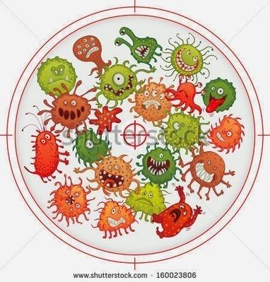 Sin microbios: el caos total! | microBIO | Scoop.it