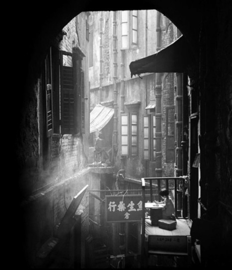Hong Kong in the 1950s captured by a Teenager | pixels and pictures | Scoop.it