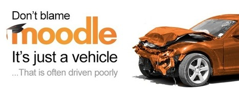 Don't blame the tool, blame the setup - Moodleman Blog | E-learning UX & Moolde | Scoop.it