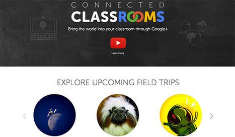 Google Launches Virtual Field Trip Program For Teachers | Elementary Technology Education | Scoop.it