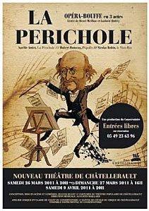 La Perichole | ChâtelleraultActu | Scoop.it