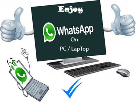 Whatsapp For PC Download | Start Quickly Within 30sec | Akshay | Scoop.it