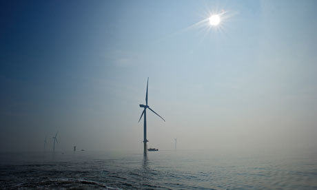 World's largest offshore windfarm opened by David Cameron | Rethink Environment | Scoop.it