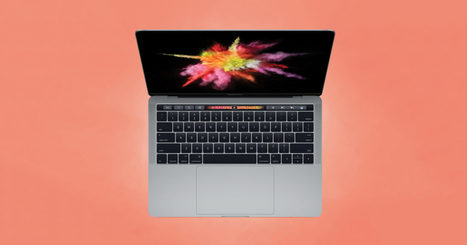 Forget the Touch Bar. The MacBook Pro's Most Important New Feature Is Touch ID | WebNews | Scoop.it