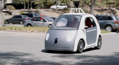Google's Self-Driving Cars and the Importance of the Map | Geospatial IT | Scoop.it