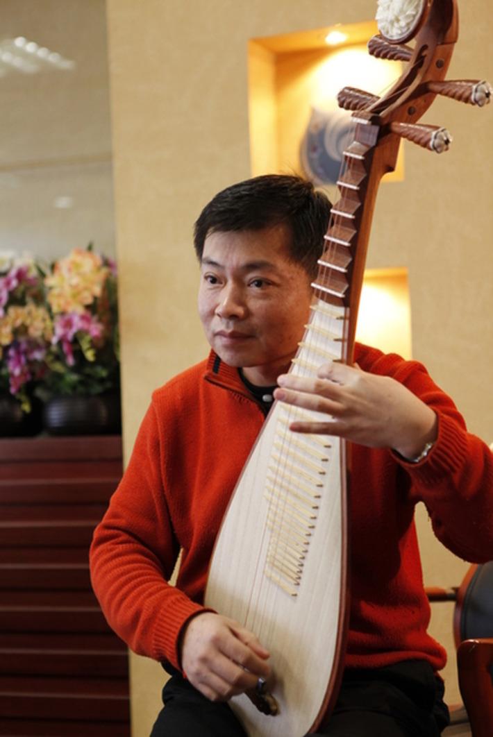 Xiaohe : diffuser le parfum de la musique traditionnelle chinoise | French China | Kiosque du monde : Asie | Scoop.it