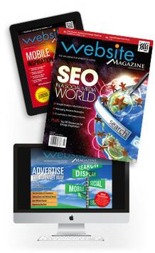 Subscribe to Website Magazine   WebsiteMagazine.com