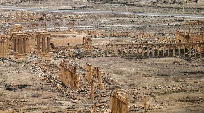 Why Palmyra, Recently Liberated, Is a Historical Treasure | The National Geographic | À la une | Scoop.it