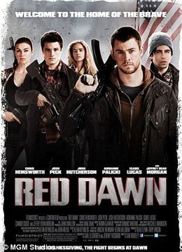Red Dawn remake swapped Chinese flags for North Korean ones | Geography Education | Scoop.it