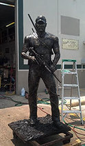 Please Help, Mr. Kevin Jackson, The Black Sphere - We need to help raise $1M to make this statue a reality. This tribute to Benghazi will make sure that politicians NEVER forget!..
