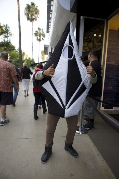 Youth-oriented Brand Volcom Officially Opened Its Doors in Santa Monica | Best of the Los Angeles Fashion | Scoop.it