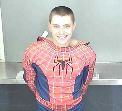 Spiderman arrested for mugging an old lady | Culture, Humour, the Brave, the Foolhardy and the Damned | Scoop.it