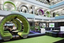 10 of the world's coolest offices | Entrepreneurship in the World | Scoop.it