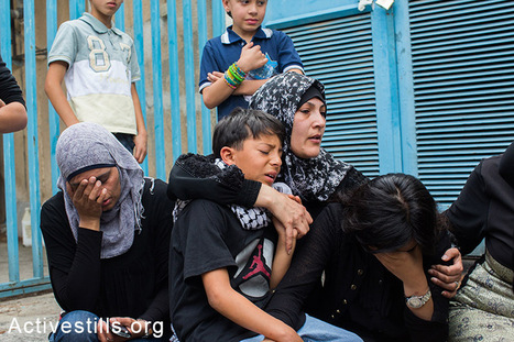 Beitunia killings: Autopsy reveals Palestinian teen shot by live fire | Because they can... | Scoop.it