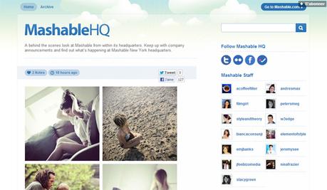 Tumblr, quels intérêts pour votre marque ? | Impala Webstudio | Le e-journal du marketer | Scoop.it