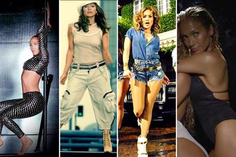 Jennifer Lopez's 15 Best Music Videos Ranked | ☊ ☊ Harmony60 Music ☊ ☊ | Scoop.it