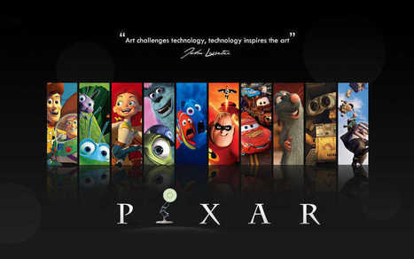 Pixar and Their Flawless Casting Choices for Character Voices | OhNoYouDidn't! | Sites by Doreen | Scoop.it