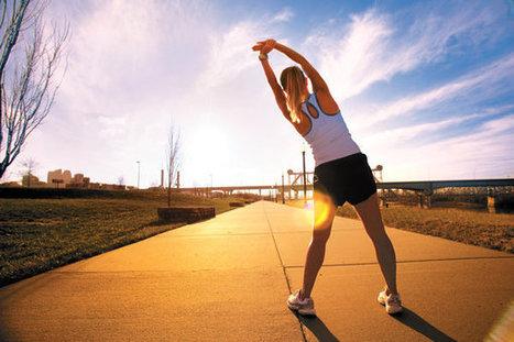 Como practicar deporte mejora tu calidad de vida - | C'est la vie! | Scoop.it