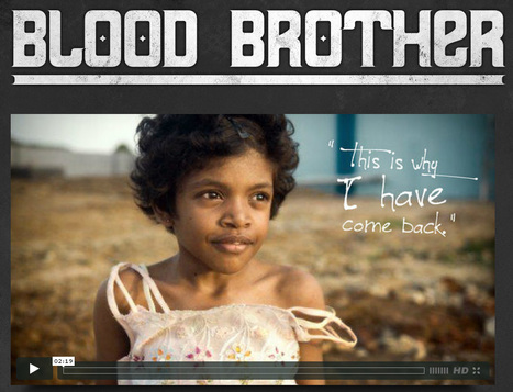 Blood Brother Trailer - Documentary | BASIC VOWELS | Scoop.it