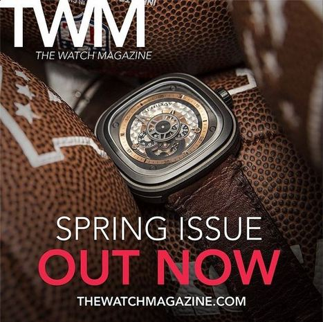 The Watch Magazine - Issue 8 Out Now   luxury watches   Scoop.it