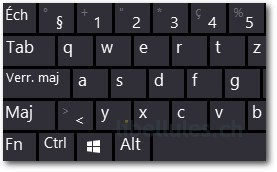 Liste complète des raccourcis clavier de Windows 8 - Tribulations sur le Grand Huit - par Hapax | business analyst | Scoop.it