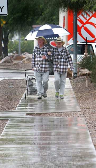 No average rainfall | Tri-Valley Dispatch (Casa Grande, AZ) | CALS in the News | Scoop.it